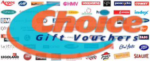 [Choice gift voucher graphic]