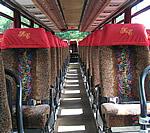[Coach interior]
