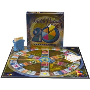 Large picture of Trivial Pursuit (20th Anniversary edition)
