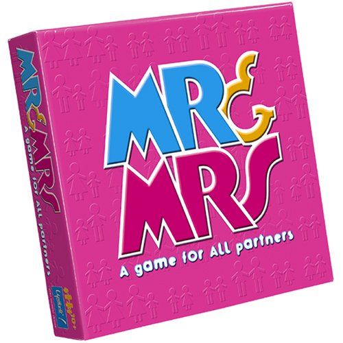 Large picture of Mr and Mrs board game