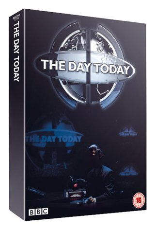 Large picture of The Day Today DVD